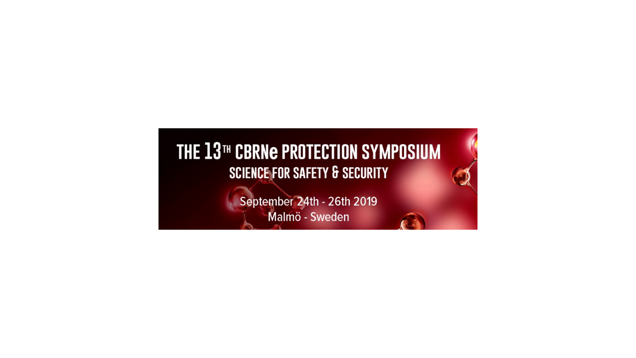 13th CBRNe Protection Symposium and Exhibition of CBRNe